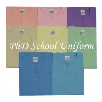 PhD Color Baju Kurung Sekolah