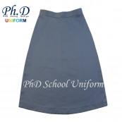 Waist 27 & 28 Length 23,24,25,26  PhD GREY Short Skirt School Uniform   Skirt Pendek KELABU Seragam Sekolah Perempuan