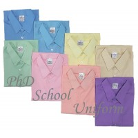 PhD Color Long Sleeves School Uniform